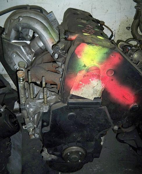 silnik 1,5 diesel - Citroen AX, Citroen Saxo, Peugeot, Citroen, Peugeot 106