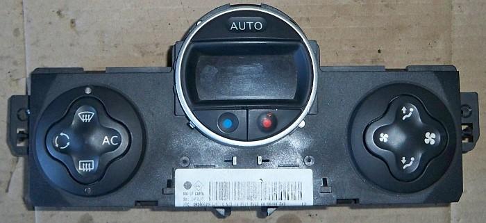 panel klimatronic Clio III VALEO - Renault Clio