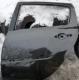 drzwi lewy tył uszkodzone Clio III do Renault Clio